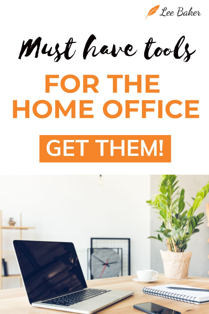 Essential Home Office Resources And Tools